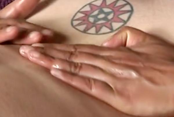 Bien-être intérieur avec ce massage qui est tonique et relaxant à la fois.