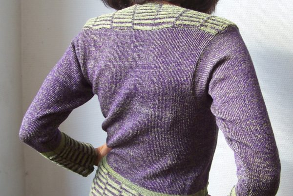 Yaruna: vêtements en maille pour elle et lui.